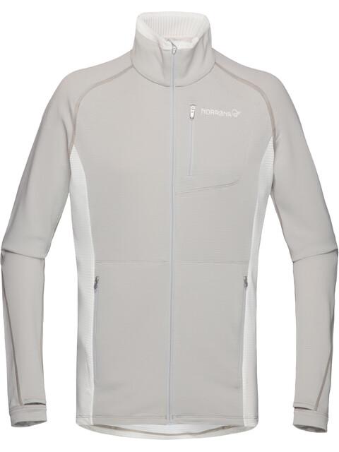 Norrøna W's Bitihorn Warm1 Stretch Jacket Snowdrop